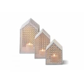 PHILIPPI Свещник къщичка CASA - М размер