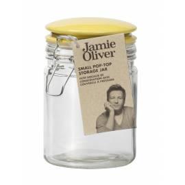 JAMIE OLIVER Буркан за съхранение - малък - жълт капак JK 8000