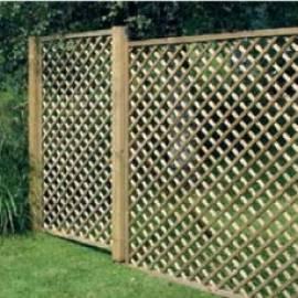 Решетъчни огради - 180x 180 см