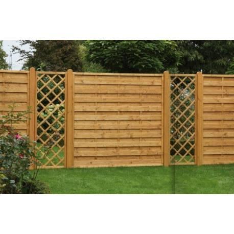Решетъчни огради - 180 x 60 см