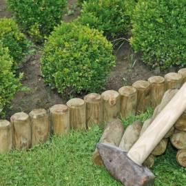 Палисади за градина - 8 x 50 см