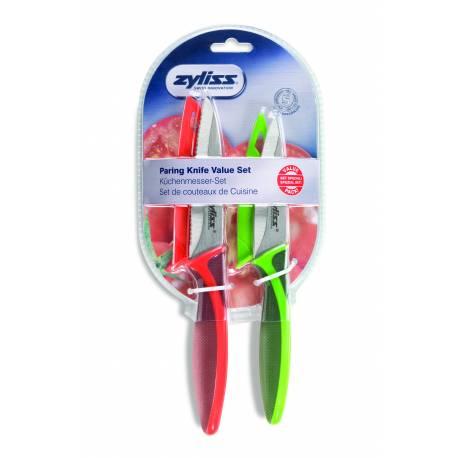Комплект ножове  - 2 части - ZYLISS