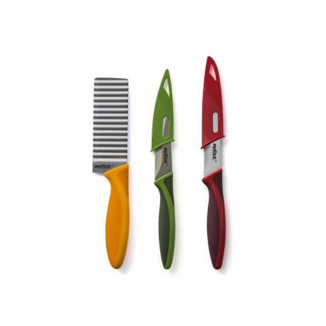 Комплект от 3 кухненски ножа - ZYLISS