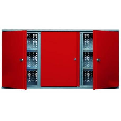 Стенен шкаф метален - 120 x 60 x 19