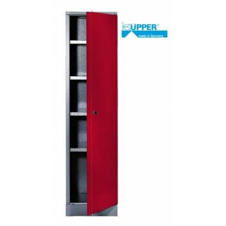 Висок шкаф за инструменти - метален - 45 х 45,5 х 180 см