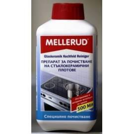 Почистващ препарат за стъклокерамични плотове, 500 мл