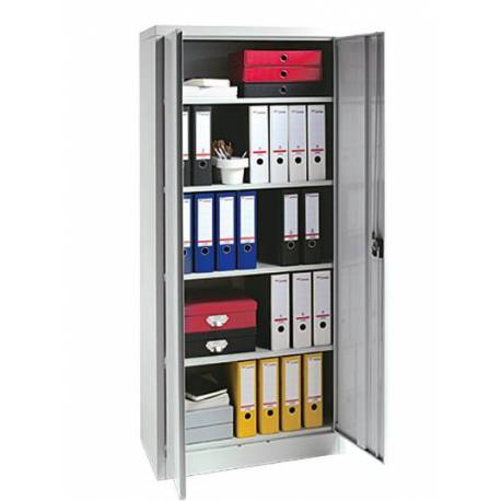 Метален шкаф 80x180x41 см с 5 рафта