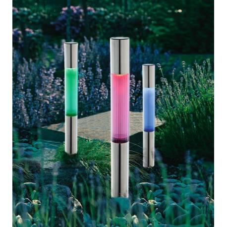 Соларнa лампа - сменящи се цветове