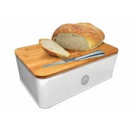 Imagén: Кутия за хляб с дъска - Vin Bouquet