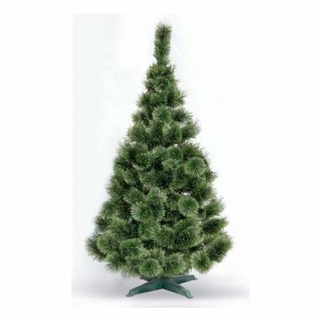 Елха 250 см - фолийна, зелена, в кутия