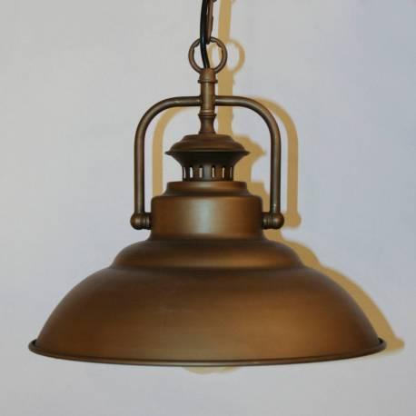 Пендел - висяща лампа 1хE27 Ø350 бронз-антик STANMORE