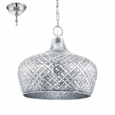 Пендел - висяща лампа 1хE27 Ø445 хром SALTASH