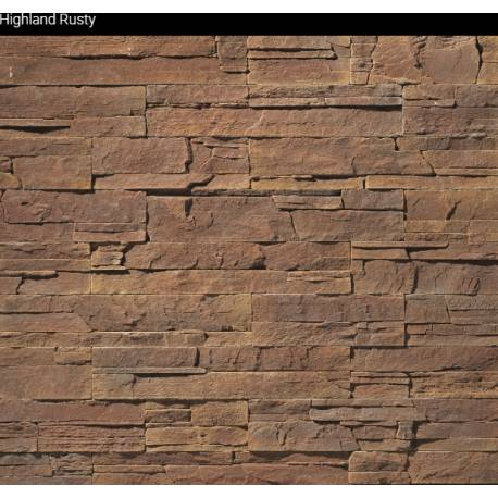 Rusty  -  декоративен камък.
