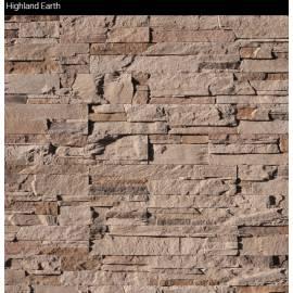 Highland Earth - кашон (плочи) 0.65 кв.м, декоративен камък