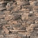 Imagén: Ъгли за камък Isola Brown 1,35 м