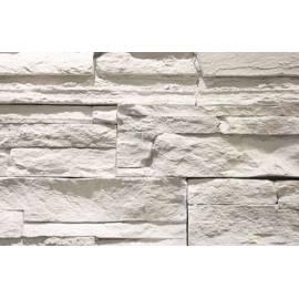 Highland White - кашон (плочи) 0.65 кв.м, декоративен облицовъчен камък