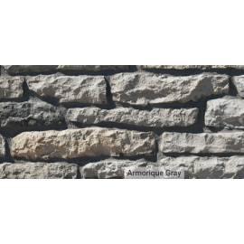 Armorique Grey, декоративен камък, Flat slim Ulw 1 кв.м