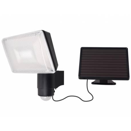 LED прожектор със соларен панел 80 LED диода