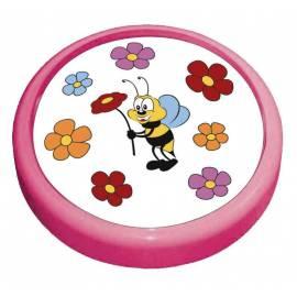 LED детски аплик, 1х0,30 W, мини, пчела