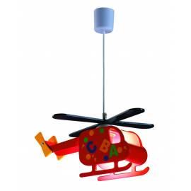 Детски полилей Хеликоптер, 1хE27, до 40W