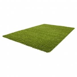 Килим, 100% ПП, зелен, 80х150 см