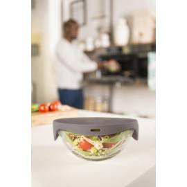 Универсална купа за готвене и задушаване - сива - TOMORROW`S KITCHEN