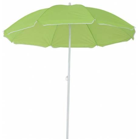 Плажен чадър 1.8 м, зелен