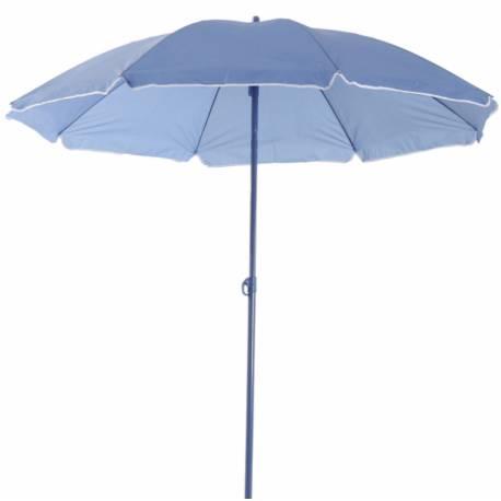 Плажен чадър 1.8 м, син
