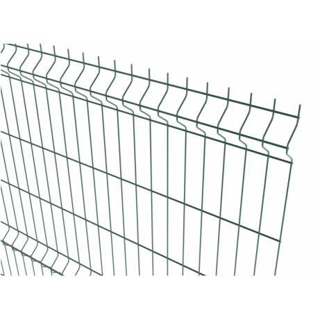 Метална ограда Betafence 0,63х2,0 м, зелена