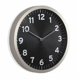 """Часовник за стена """"ANYTIME"""" - черен циферблат - UMBRA"""