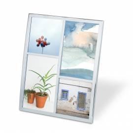 """Рамка за снимки """"SENZA MULTI"""" - цвят хром - UMBRA"""