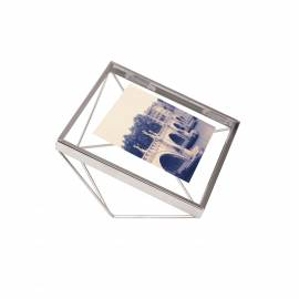 "Рамка за снимки ""PRISMA"" - цвят хром - 10x10см - UMBRA"