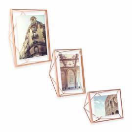 """Рамка за снимки """"PRISMA"""" - цвят мед - 10х10см - UMBRA"""