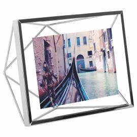 "Рамка за снимки ""PRISMA"" - цвят хром - 13х18см - UMBRA"