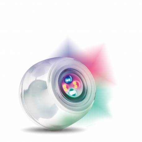 Релакс лампа за цветотерапия със звук - Innoliving