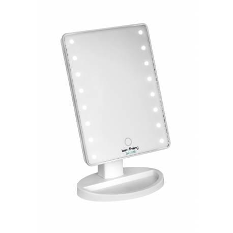 Козметично огледало с LED светлина - Innoliving