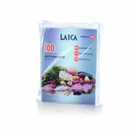 Торбички за вакуум машина Laika- 100 бр. размер 20x28 см