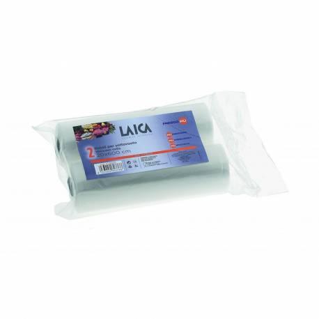 Ролки за вакумиране 2 бр. в комплект Laika размер 20x600 см