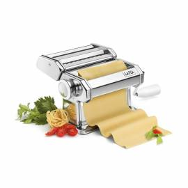 Imagén: Ръчна машина за прясна паста със сменяеми приставки Laica PM2000