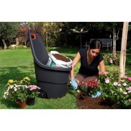 Количка за градина - пластмасова