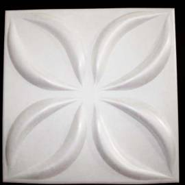 XPS пано за стена и таван - бяло