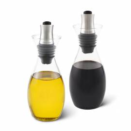 Imagén: Комплект за олио и оцет с регулируем дозатор COLE & MASON