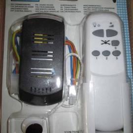 Управление (дистанционно) за таванен вентилатор с осветление