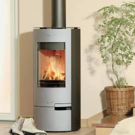 Печка на дърва 7 kW