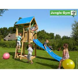 Детска Кула Jungle Gym Jungle Castle - 290х146х290 см