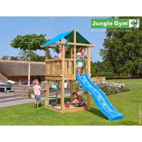 Детска Кула Jungle Gym Jungle Hut - 318х 60х286 см