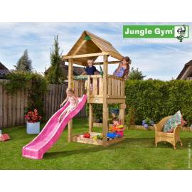 Детска Кула Jungle Gym Jungle House - 318х150х303см.