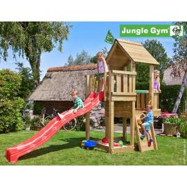 Детска Кула Jungle Gym Jungle Cubby - 318х150х303см.