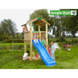 Детска Кула Jungle Gym Jungle Casa - 300х140х278см.