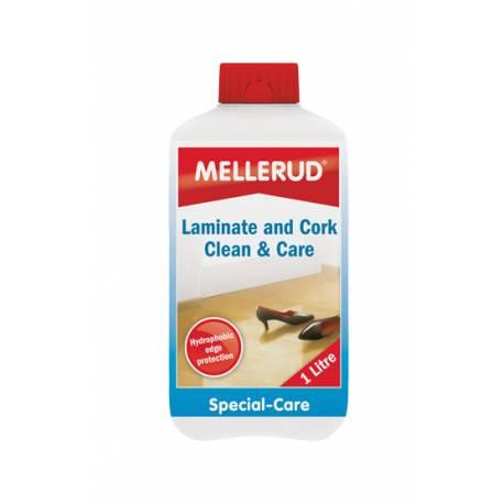 Препарат за почистване на ламинат и корк  1 л